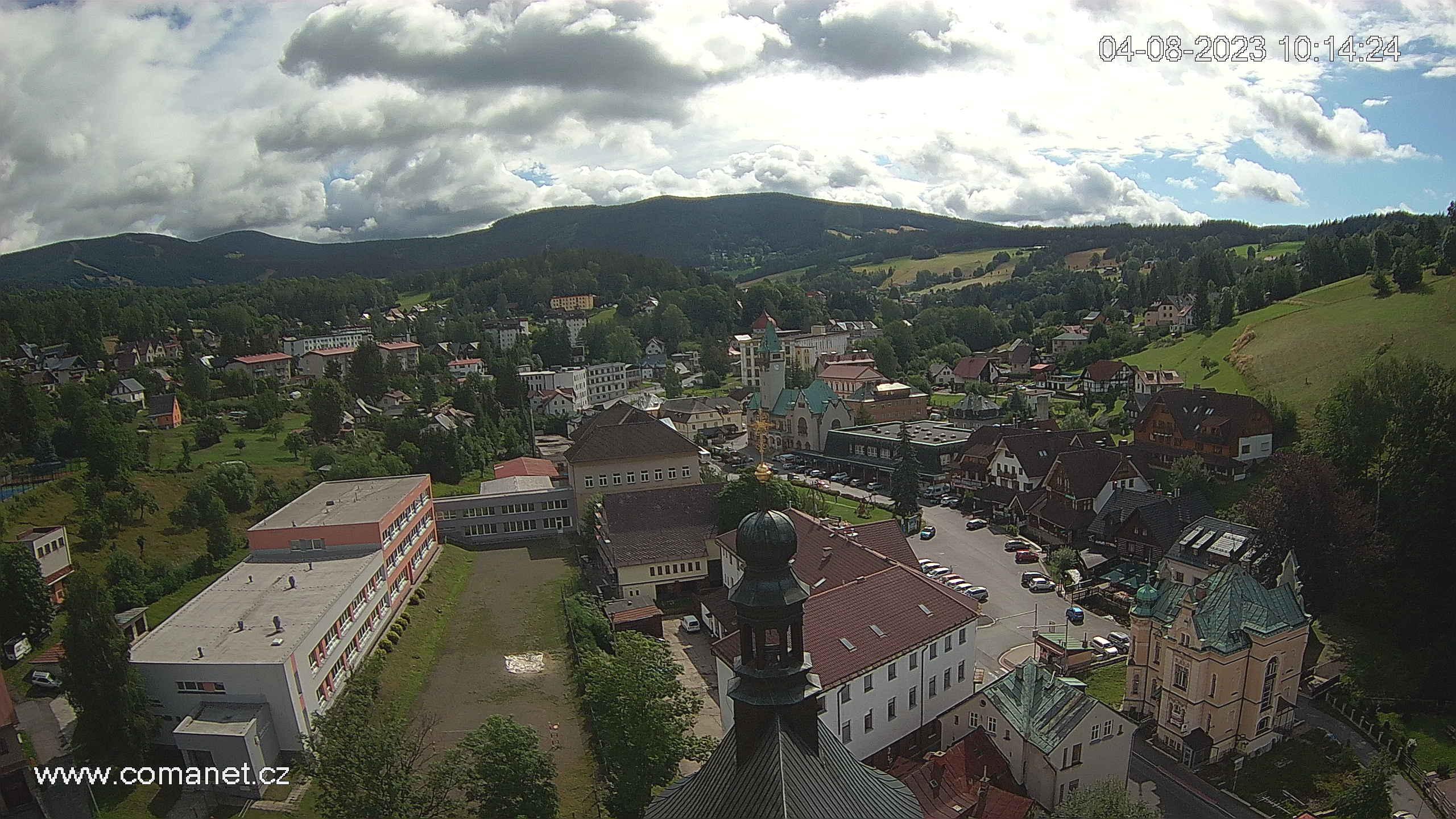 Webová kamera Rokytnice nad Jizerou